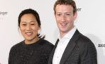 Mark Zuckerberg y Priscilla Chang