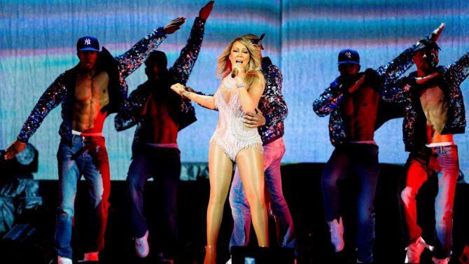 Mariah Carey últimas fechas show permanente