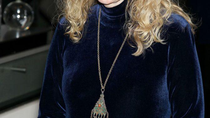 Mia Farrow 79th Anniversary of The