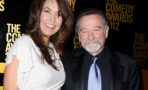 Susan Schneider and Robin Williams 2012