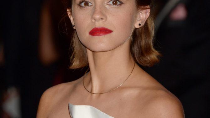 Emma Watson White House Correspondent's Association