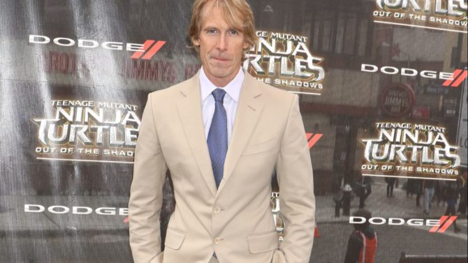 Michael Bay Criticized for Use of