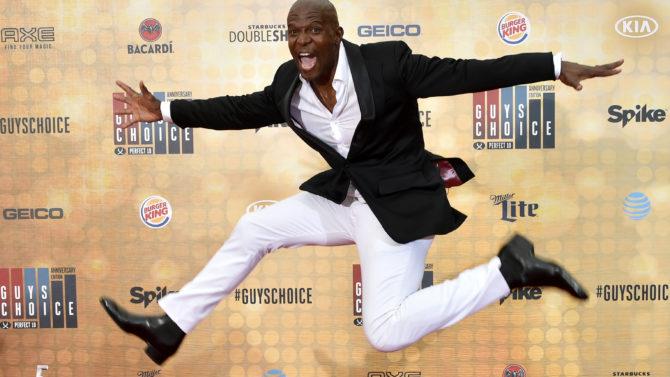 Terry Crews Spike Guys Choice Awards,