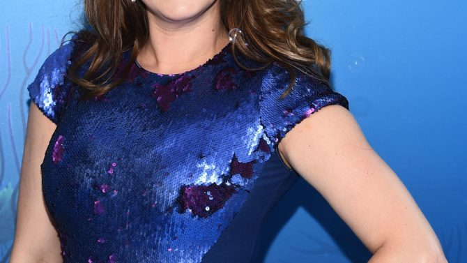 Alicia Machado 'Finding Dory' film premiere,