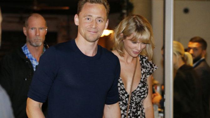Tom Hiddleston Taylor Swift amigos