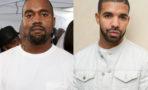 Kanye West Drake música juntos