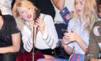 Taylor Swift acude desfile Gigi Hadid