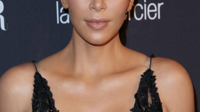 Kim Kardashian Harper?s Bazaar Celebrates ICONS