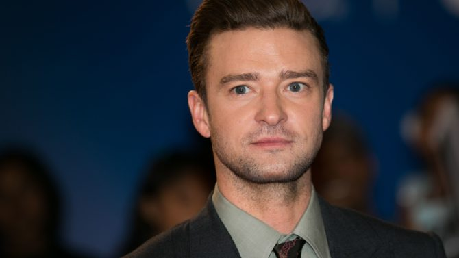 Actor Justin Timberlake película Britney Spears