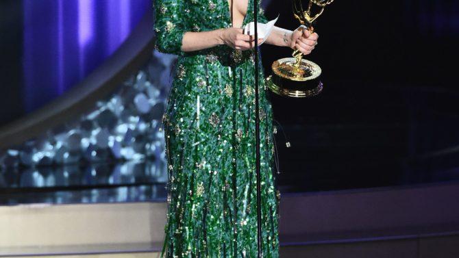 Sarah Paulson, ganadores de los emmy
