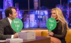 Britney en 'The Jonathan Ross Show'