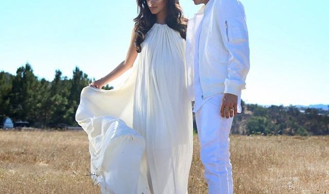 Rob Dyrdek y su esposa Bryiana