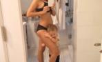 Hilaria Baldwin muestra su figura post-embarazo