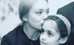 Lindsay Lohan visita refugiados en Turquía