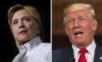 Primer debate entre Hillary y Trump