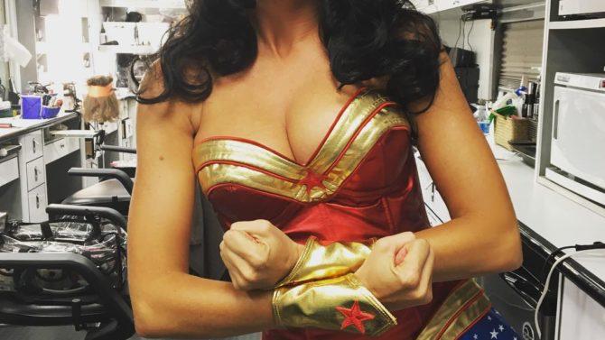 Sofía Vergara Wonder Woman