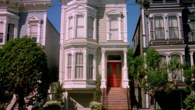 Rentan casa de Full House