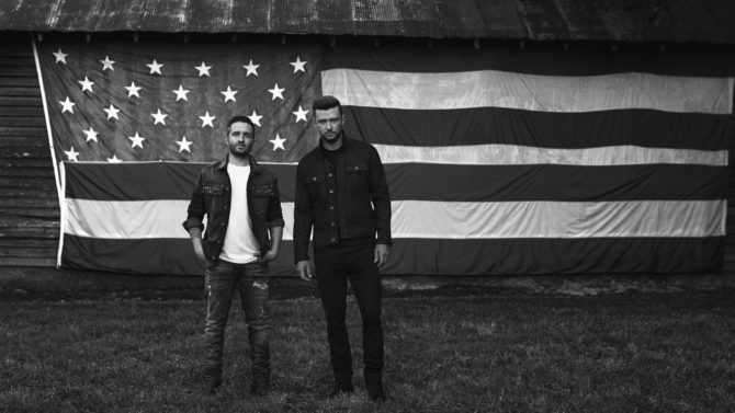 Justin Timberlake y Trace Ayala
