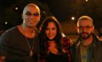 Wisin, Carmen Villalobos y Nacho