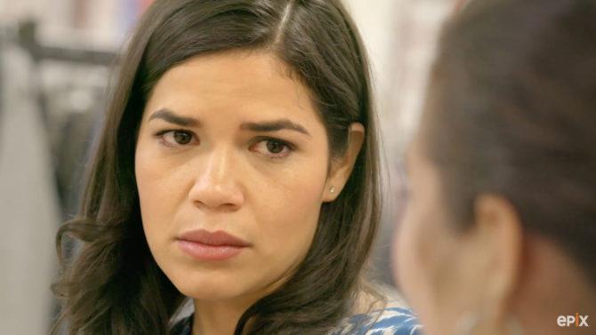 Video América Ferrera llora inmigrantes indocumentados