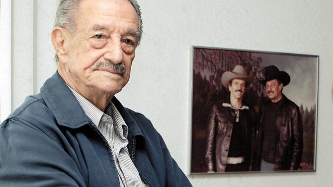 Reacciones famosos muerte Mario Almada