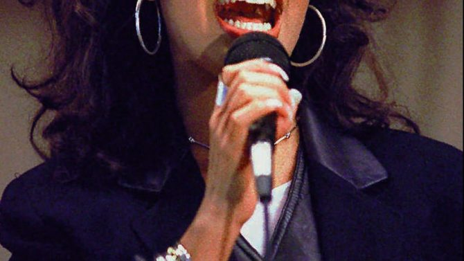 Selena Quintanilla salón de la fama