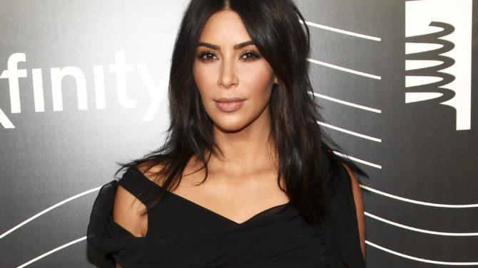 Kim Kardashian asiste a otro concierto