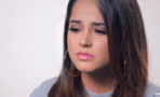 Video Becky G dificultades familia