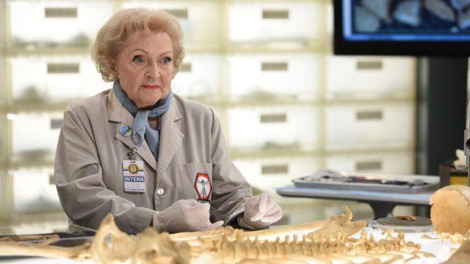 BONES: Guest star Betty White in