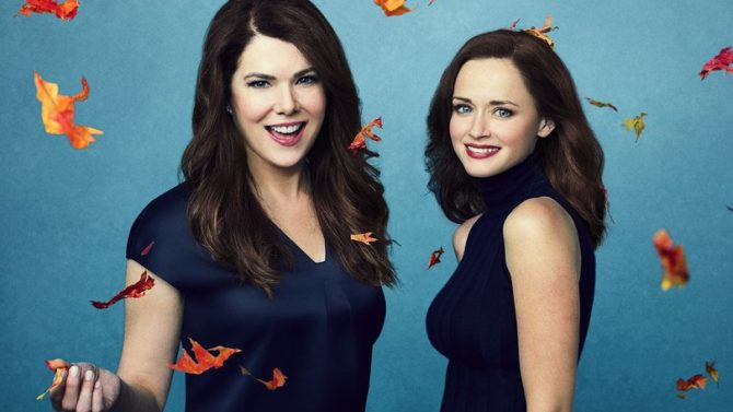 Pósters Gilmore Girls A Year in