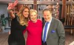 Hillary Clinton en El Gordo y