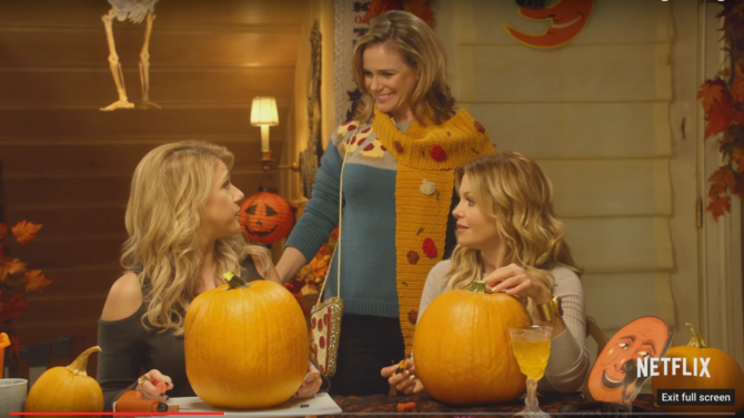 'Fuller House' Celebrates Halloween With a