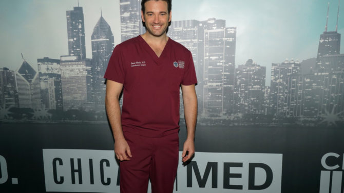"""NBCUNIVERSAL EVENTS -- """"One Chicago Day"""""""