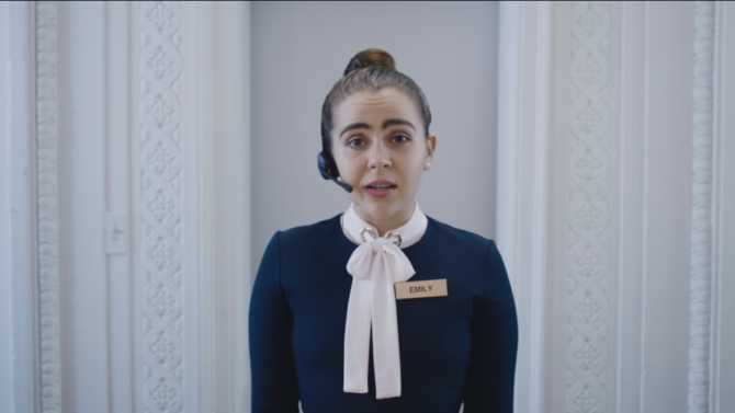 Mae Whitman Is Tired of Being