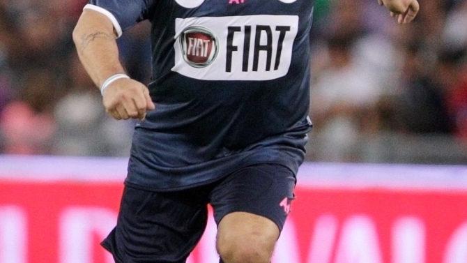 Diego Maradona contará su vida en