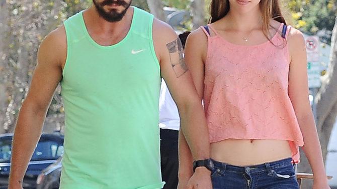 Shia LaBeouf confirma que se casó