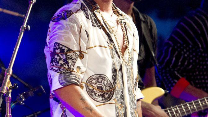 Bruno Mars 4th of July Celebrations,