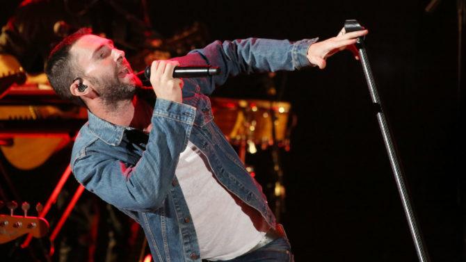 Adam Levine - Maroon 5 We