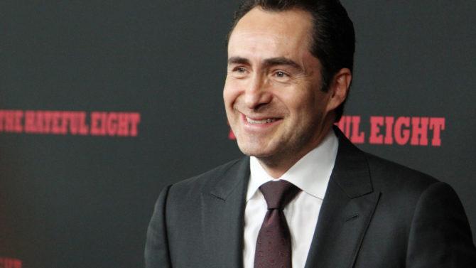 Demián Bichir 'The Hateful Eight' film