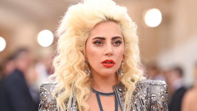 Lady Gaga The Metropolitan Museum of