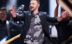 Justin Timberlake Eurovision Song Contest rehearsals,
