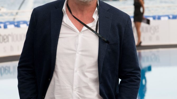 Liam Cunningham Amber Lounge Party, Monaco