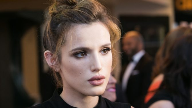 Bella Thorne Babes For Boobs Auction