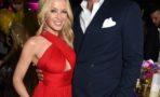Kylie Minogue y Joshua Sasse no