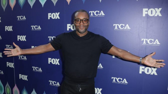 Lee Daniels FOX Summer All-Star Party