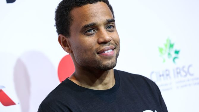 Michael Ealy Stand Up To Cancer