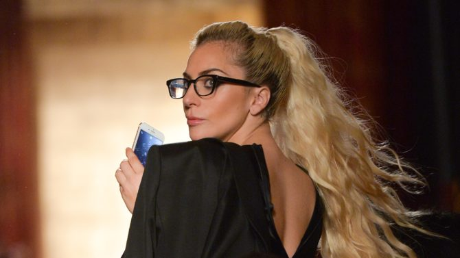 Lady Gaga presenta nuevas canciones