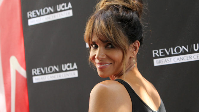 Halle Berry Revlon's Annual Philanthropic Luncheon,