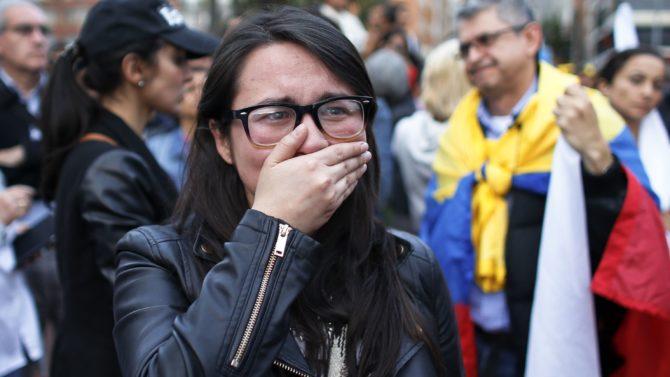 Reacciones famosos rechazo acuerdo de paz