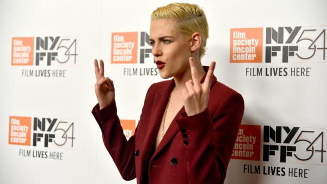 Kristen Stewart 'Certain Women' film premiere,